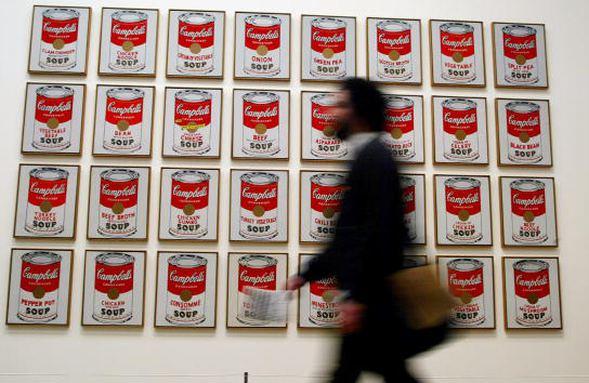 Pop Art Sanatının Öncüsü: Andy Warhol - Söylenti Dergi